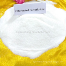 High quality low price chlorinated polyethylene virgin CPE 135a