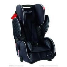 Assentos de carro vermelho e preto do bebê para 0-18kg