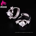 Bester Verkauf Modeschmuck Diamant Hoop Ohrring