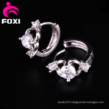 Best Sale Fashion Jewelry Diamond Hoop Earring