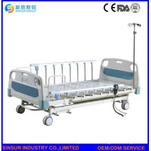 Mobiliario Hospitalario Eléctrico Tres Crank / Shake Camas Médicas Precio