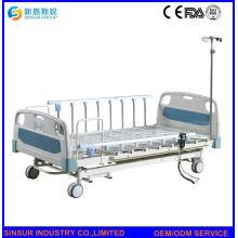 Hospital Furniture Electric Three Crank/Shake Medical Beds Price