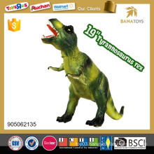 19 inch plastic Rex dinosaur toys