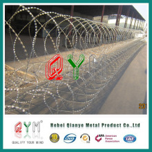 Fast Moving Fence/ Razor Wire System