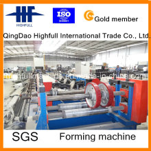 New Style Channel Type Cable Tray Roll Forming Machine