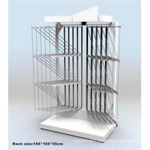 Quartz Flooring Metal Display Stand