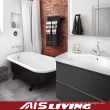 Gabinetes de la vanidad del baño de la melamina de la venta caliente (AIS-B003)