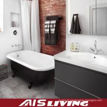 Armoires de vanité de salle de bains de mélamine de vente chaude (AIS-B003)