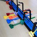 Attache de câble en nylon PA66 Support d'attache de câble velcro