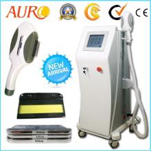 Uso del salón de la máquina de la belleza del retiro del pelo de Au-S500 IPL