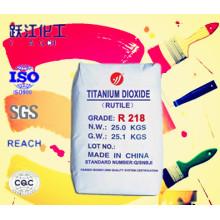 Rutil Titandioxid R218 Vergleichbar mit Lomon R996