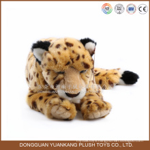 Stuffed Soft Lifelike Plush Tiger Toy