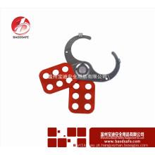 """Wenzhou BAODSAFE Haste de bloqueio de aço com alças BDS-K8621 1 """"(25mm)"""