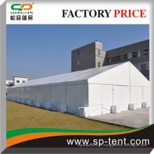 Poids en aluminium blanc pondéré 20x50m Big Tents à vendre armée
