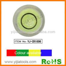 Niveau de bulle ronde de haute qualité YJ-CR1006