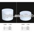 Pots de confiture en plastique 50ml 100ml