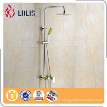 Quality Guaranteed single handle bath shower set,long pipe shower faucet,sliding bath shower set