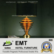 Luces únicas de la tabla del dormitorio del hotel (EMT-L13)