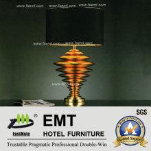 Luzes únicas da mesa do quarto do hotel (EMT-L13)