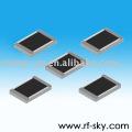 5 ~ 800KW DC ~ 18 GHz 1,25 Max VSWR Verbleiter Surface Mount Chip Widerstände