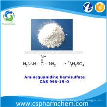 Aminoguanidin-Sulfat, Aminoguanidin-Hemisulfat, CAS 996-19-0, Pharmazeutische Zwischenprodukte