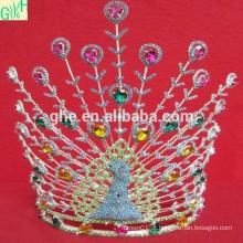 Prata Gorgeous Crystal Bridal Prom Tiaras