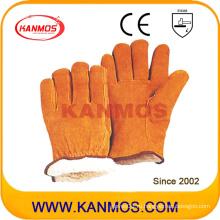 Теплые зимние рабочие перчатки (11302)