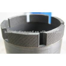 Nass für Granit-Diamant-Kernbits