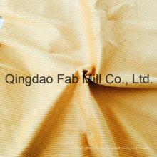 6 Уэльс 100% органическая хлопчатобумажная ткань из ткани вельвета (QF16-2676)