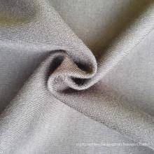 Wholesale interlock 15/85 spandex tencel fabric for denim, stretch denim tencel interlock fabric