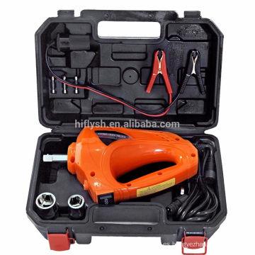 Llave eléctrica del impacto del aire 480N.M llave del neumático eléctrico del conductor del impacto de 12 voltios