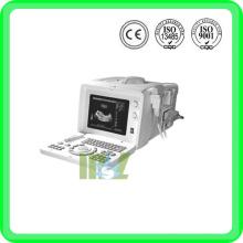 (MSLPU04 Machine à ultrasons portable à prix abordable haute qualité) échographie numérique complète