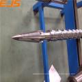 barril de parafuso máquina de molde de injeção com tratamento nitrided e bimetálico