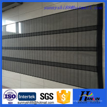 prevent insect 100 polyester hanging door curtain 3 mesh pieces 35*220cm
