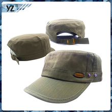 hot sale custom military army cap with metal buttons army cap factory wholesale
