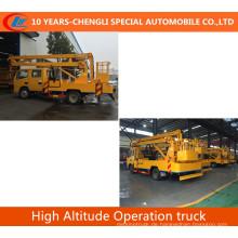 4X2 High Platform Operation Truck Höhenlage Operation Truck