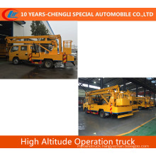 4X2 High Platform Operation Truck High Altitude Operation Truck