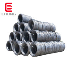 Steel wire rod for making nails and screws / sae1008 5.5 6.5mm wire rod