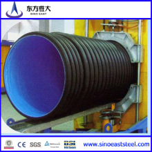 Good High Hygienic High Density PE Double-Wall Corrugated Pipe