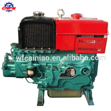 138ED agricultral machine used for tractor 24hp water-cooled diesel engine with radiator