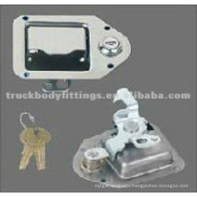 Mini teardrop locking latch 012013-IN