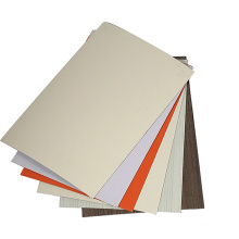 High Quality Colorful Phenolic Board, Single Side Wood Grain Decorative High-Pressure Laminate