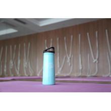 Stainless Steel Single Wall Flask Outdoor Sports Water Bottle Ssf-580