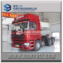 Shacman Traktor Kopf mit 336HP / 375HP Traktor Truck