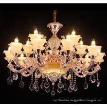 crystal mosque chandelier crystal zinc alloy fancy chandelier standing lamps candle indoor