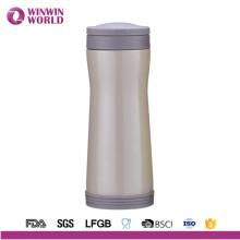 Funky Double Wall Stainless Steel Tea Infuser Mug