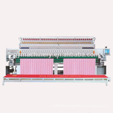 computerized embroidery quilting machine for duvets