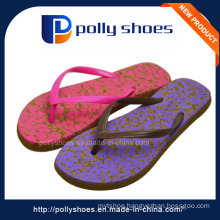 Hot Selling PVC Slipper Cheap Ladies Slipper Accessories