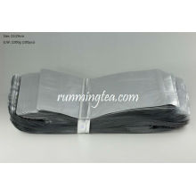 Big Pure Aluminum Stand-up Pouch com fecho de correr, 500g Capacidade de chá, 22 * 29 centímetros, 100pcs / set