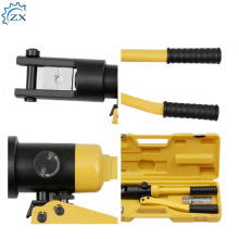 International leader hydraulic pipe cable lug hose crimping tool 60kn